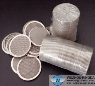 2 inch stainless steel discs