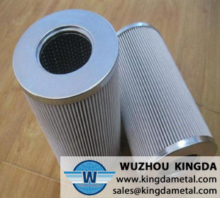 Filter cartridge for oil