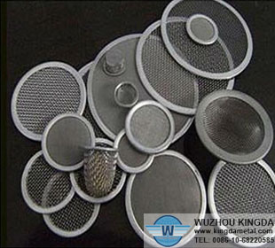Good quality air filter disc