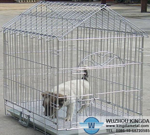 Hot sale stainless steel animal cage