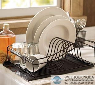 kitchen dish drying rack,kitchen dish drying rack supplier-wuzhou