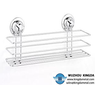 Kitchen bath rack
