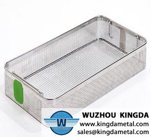 Medical antisepsis tray
