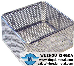 Medical stainless steel antisepsis tray