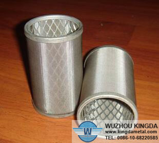 Multi layer filter tube