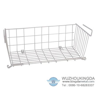 PVC coated wire kitchen rack