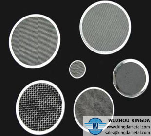 Perforated Screen Disc Filter