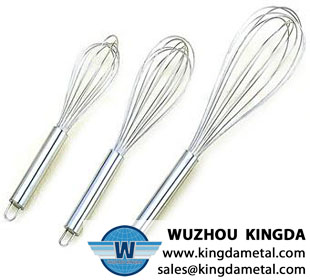 Stainless small egg beater