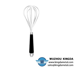 Stainless steel whisk manual egg beater