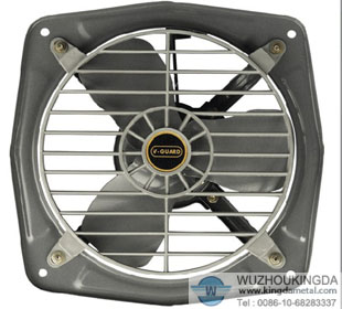Exhaust fan guard