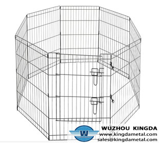 outdoor-folding-animal-cage-2