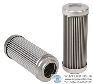 stainless steel cartridge filter