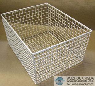 Wire Mesh Basket For Storage