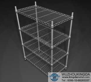 Wire Storage Shelf | Wire Rack Storage Storage Rack Wuzhou Kingda Wire Cloth Co Ltd